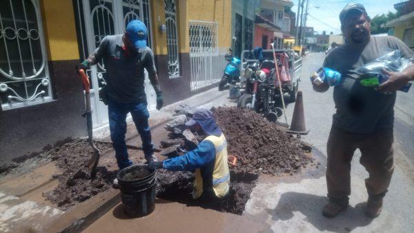 Zona centro, El Duero y El Carmen ya requieren sustitución de tubería de agua potable
