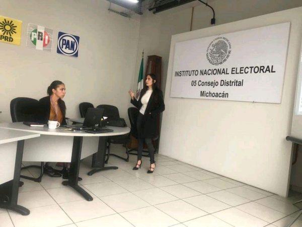 INE prepara la elección más grande organizada como institución