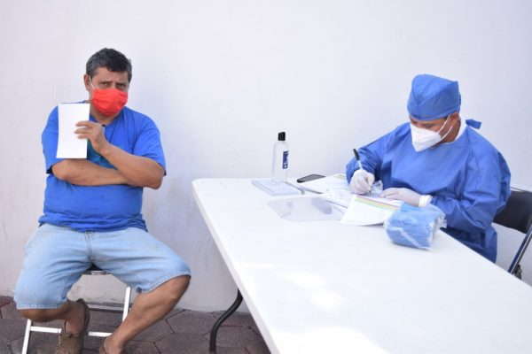 Más de 5 mil consultas por enfermedades respiratorias en las Unidades Médicas Móviles
