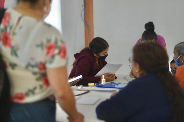 Incorporaron nuevos afiliados al Programa 68 y más en Jacona