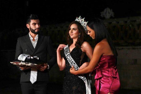 Jaqueline Leyva seguirá como Reina de Ecuandureo hasta el 2021