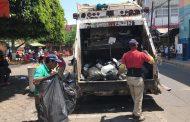Servicios Públicos Municipales sí labora este 16 de septiembre