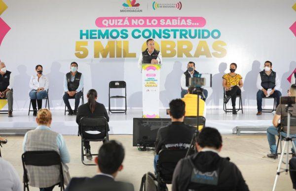 Inversión en obra, clave para enfrentar la crisis: Herrera Tello