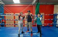 Dos boxeadoras jaconenses participaron en campamento de alto rendimiento