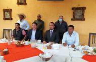 A Michoacán le ha ido bien en materia hídrica: Feliciano Flores