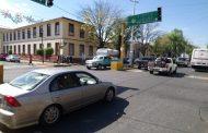 Aplicarán proyecto de sincronización de semáforos en Avenida Juárez