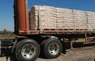 Gobierno de Ecuandureo realizó la entrega de materiales a bajo costo