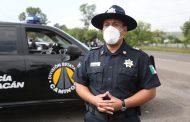 Sin tregua, vigilancia en los 12 mil kilómetros carreteros de Michoacán