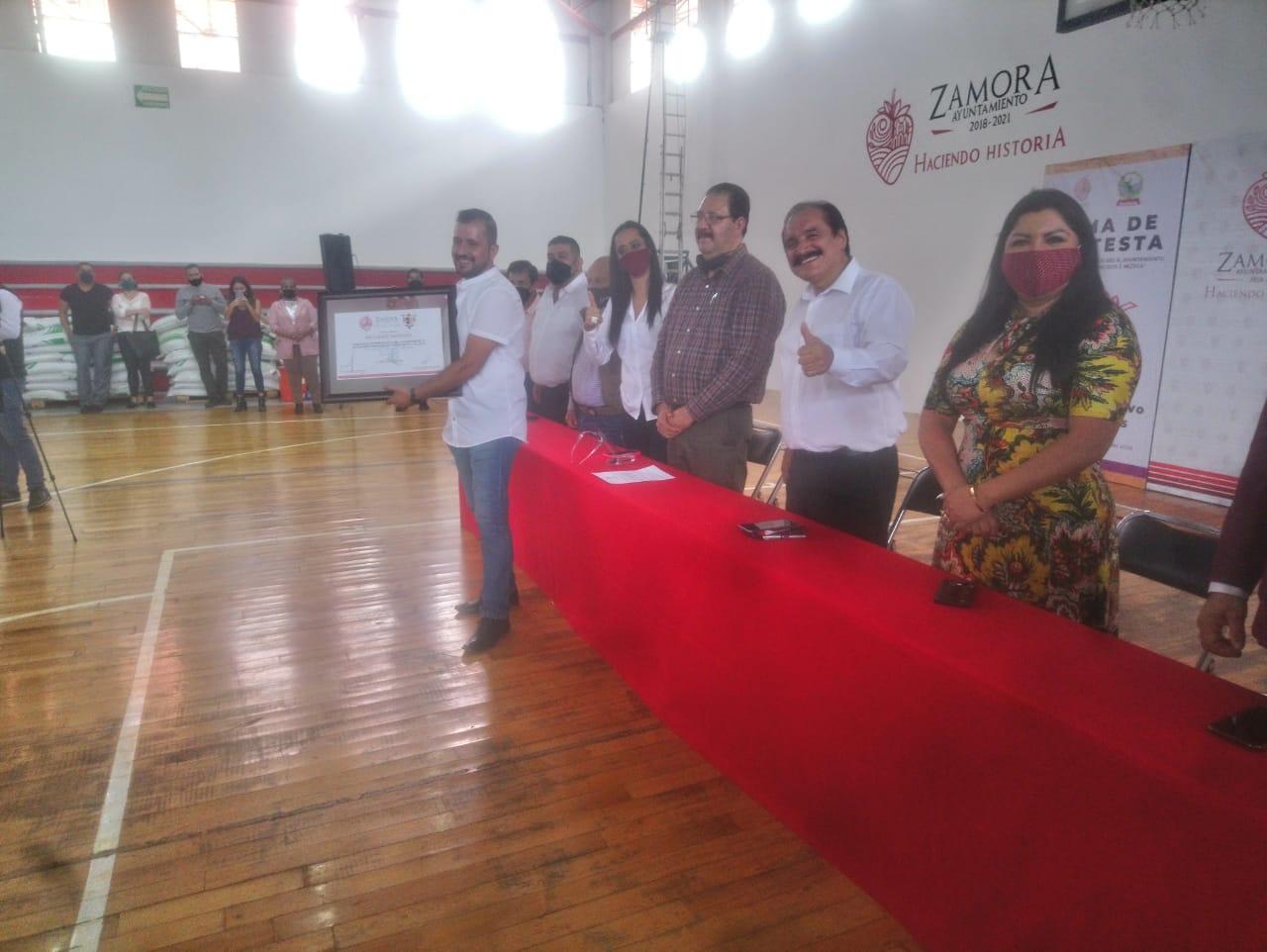 Ayuntamiento y sindicatos unirán esfuerzos para privilegiar derechos laborales