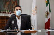 Avanzar al siguiente paso en la Nueva Convivencia, sujeto a reducción de contagios: Gobernador