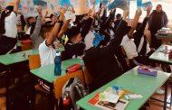 Niños michoacanos promueven la cultura del combate a la corrupción