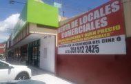 Continúa en picada actividad económica en comercios locales; sigue cierre de negocios