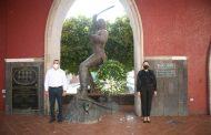 Conmemoran en Jacona el 255 Aniversario del Natalicio de José María Morelos y Pavón
