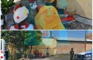 Un adolescente muerto y su tío gravemente lesionado, saldo de ataque en Atecucario