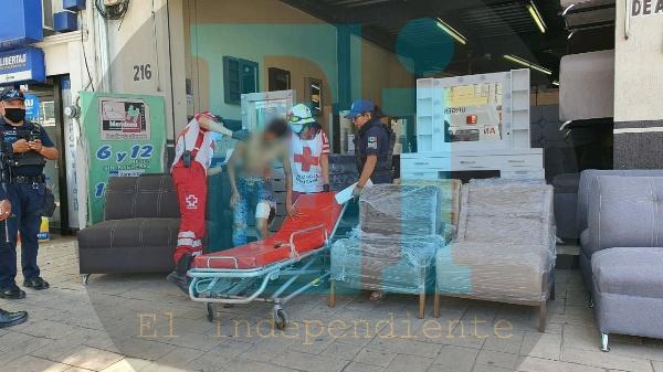 Limpiaparabrisas sufre agresión a balazos en la zona Centro de Zamora