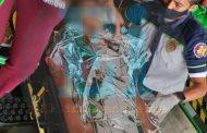Entre la vida y la muerte muchacho baleado en la Valencia Segunda Sección