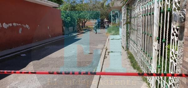 Joven es asesinado en la colonia La Libertad de Zamora