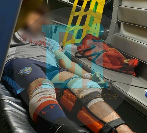 Joven es herido a balazos en la colonia Valencia Primera Sección