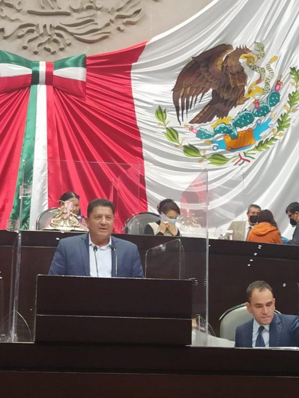 Destaca Feliciano Flores fortalecimiento de las relaciones comerciales de México.