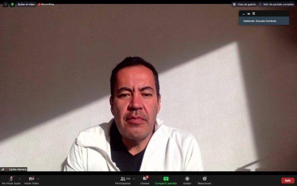 Erradicación de la violencia contra las mujeres inicia desde casa: Carlos Herrera