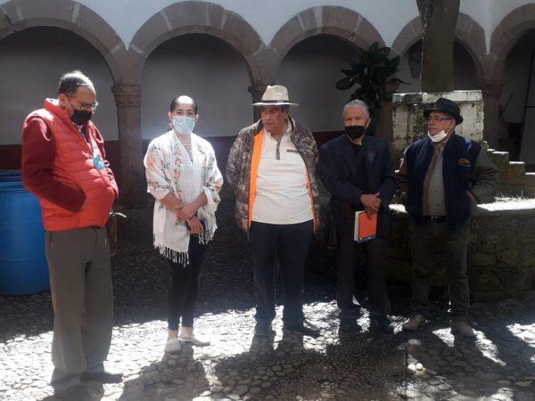 Luchan por crear Casa de la Cultura de Tarecuato