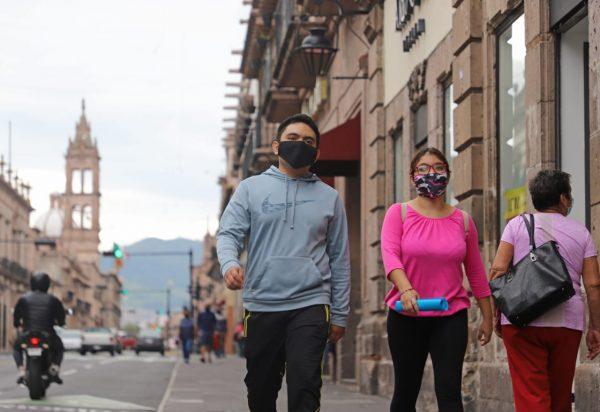 Mantienen Morelia, Uruapan y Lázaro Cárdenas Bandera Amarilla: SSM