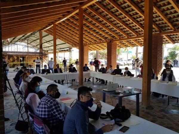 Establecen estrategias para la contención del COVID-19 en Michoacán y Guanajuato