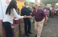 Entrega Ayuntamiento Zamorano subsidios sociales