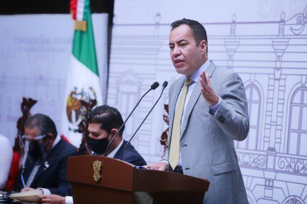 Los retos continúan, Michoacán requiere de todas y todos: Carlos Herrera