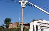 Avanza programa para iluminar Zamora sin endeudar Ayuntamiento Rehabilitan alumbrado público en la Ferrocarril