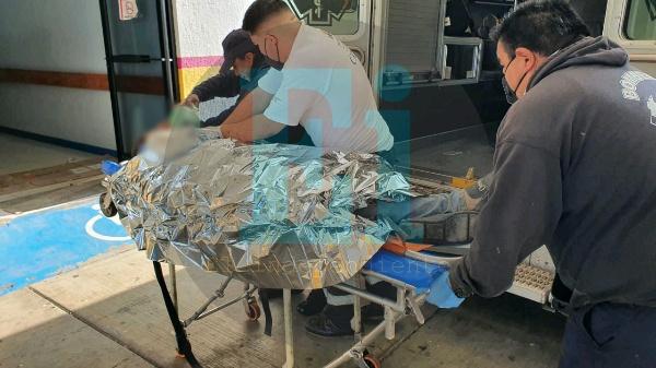 Hombre sufre ataque a balazos y muere en el hospital