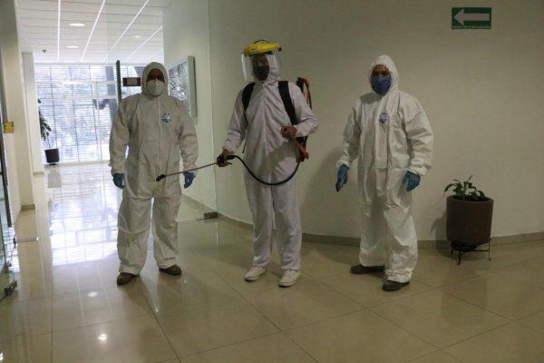 Mantiene SSP constante sanitización para prevenir COVID-19 y dengue