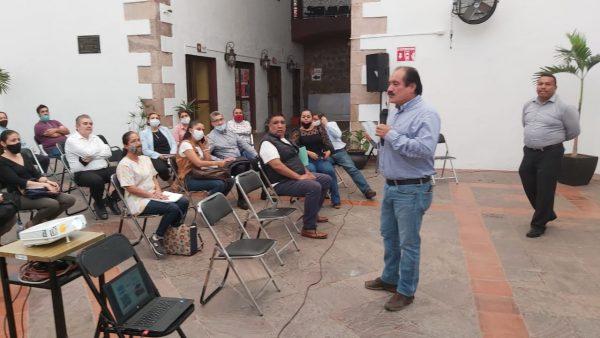 """""""Cerraremos última etapa de la Administración trabajando con fuerza"""": Martin Samaguey"""