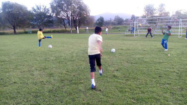 Por cerrar inscripciones para Temporada 2020-2021 de Fútbol Infantil en Jacona