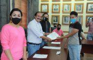 Propone Martín Samaguey a jóvenes trabajar por Zamora