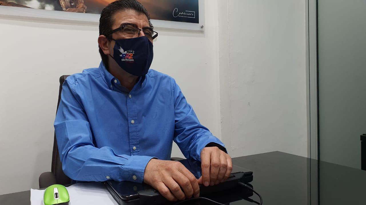 Ampliarán condonación de multas y recargos en predial hasta fin de año en Tangancícuaro