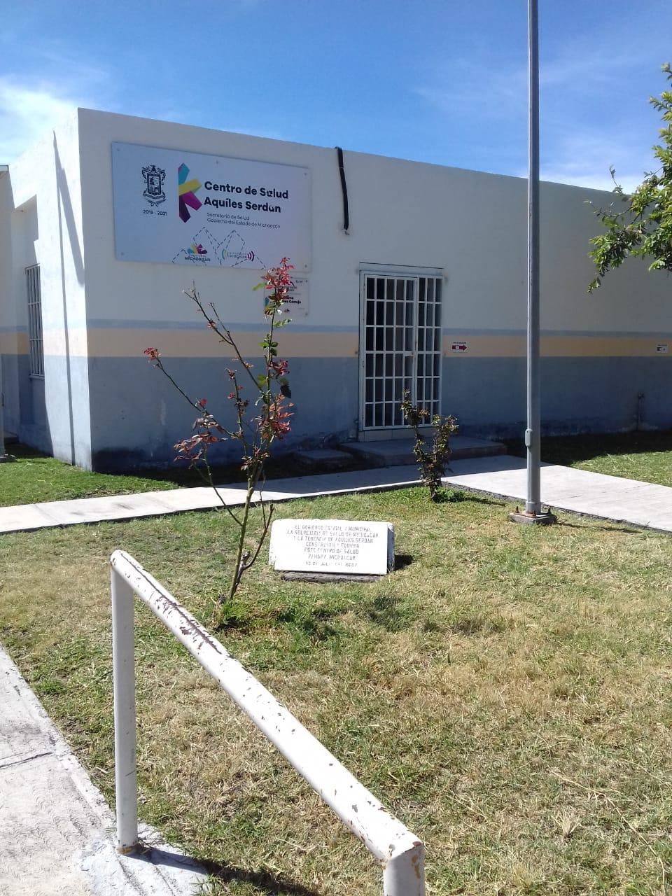 Urge reanudar servicio en Centro de Salud Aquiles Serdán