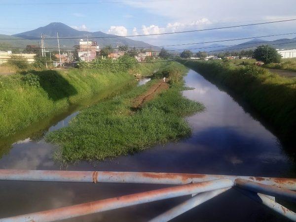 Agua garantizada para próximo temporal de riego; Urepetiro sigue al tope