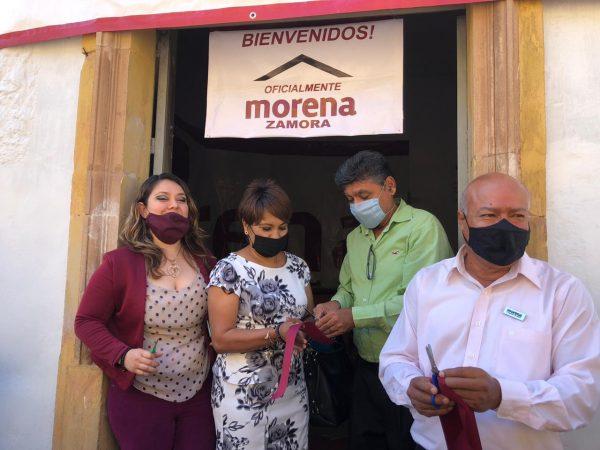 Morena tendrá comités municipales en marzo del 2021