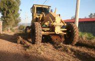 Ayuntamiento de Jacona brinda mantenimiento a calles de la colonia Miguel Hidalgo