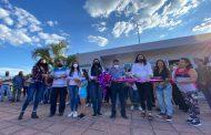 Apertura Adriana Campos oficina de enlace en Lomas Universidad