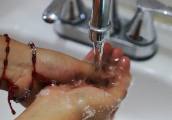 Lavado de manos, medida eficaz en el cuidado de la salud
