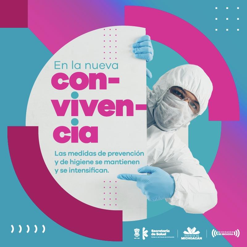 En Michoacán, continúan prohibidos los eventos masivos por el COVID-19
