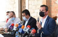 Respalda Gobierno de Michoacán llamado de empresarios para respetar legalidad ante bloqueo de vías férreas