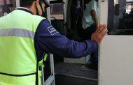 Promueve SSP uso del cubrebocas en transporte público para evitar contagios por COVID-19