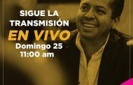 Toño García rendirá su Segundo Informe de Actividades Legislativas este domingo