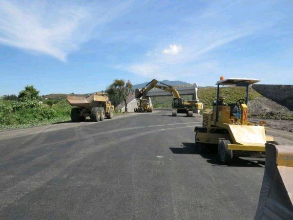 Autopista Zamora - Ecuandureo está prácticamente concluida