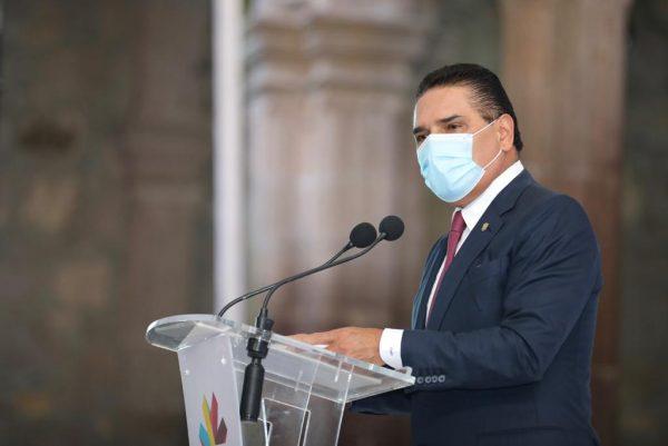Cierra filas Michoacán ante parálisis provocada por el Gobierno federal
