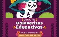 Invita SEE a estudiantes del estado a participar concurso de calaveritas