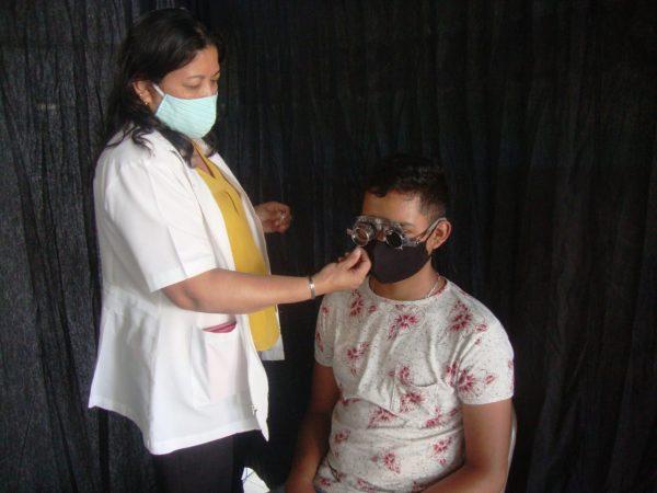 Nuevamente en Jacona campaña de salud visual y lentes a bajo precio
